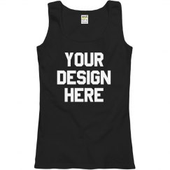 Custom Tank Top No Minimums
