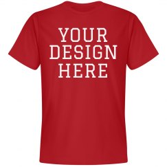 Single Custom T-Shirt