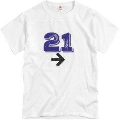 21 Tee