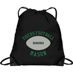 Tigers Football Bag