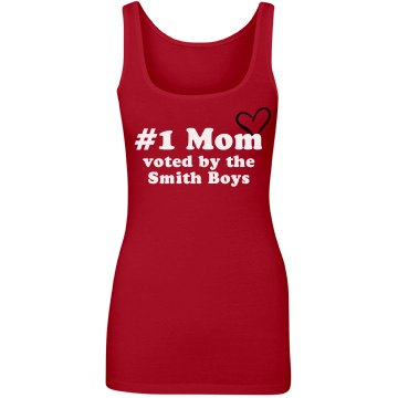#1 Mom Tank