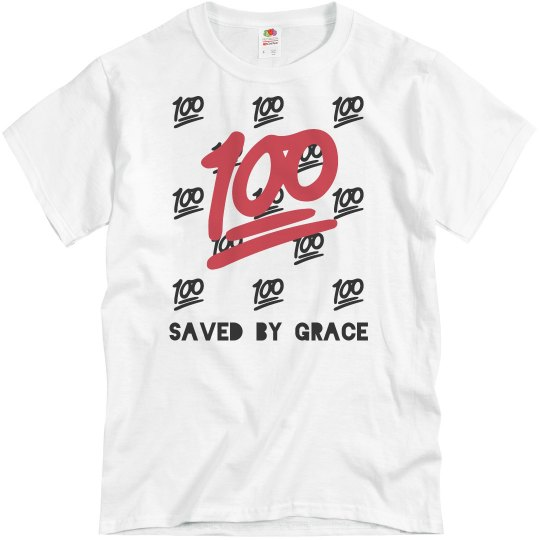 100 Saved by Grace