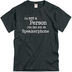 speakerphone dk