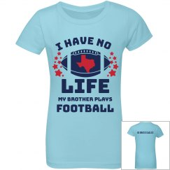 Brock No Life Texas Football