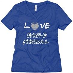 Love Eagle Football