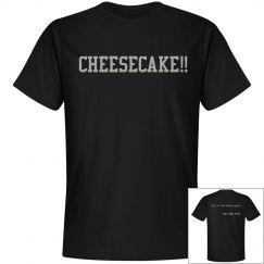 Mens Cheesecake