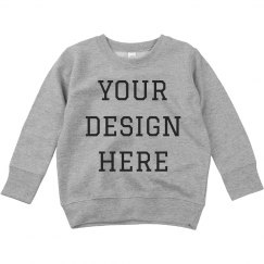 Create a Custom Toddler Sweater