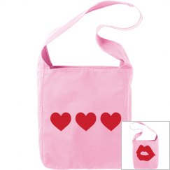Love Trendy Canvas Bag