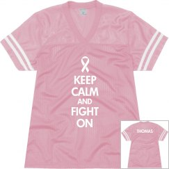 Breast Cancer Jersey