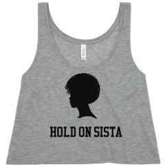 My Black Motherhood is... Hold On