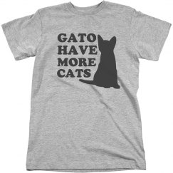 Cute Just Gato Have More Cats