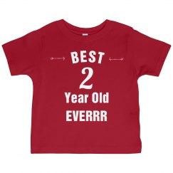 Best 2 year old everrr