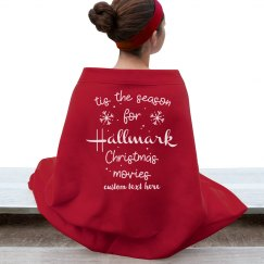 Hallmark Movie Blanket