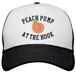 Peach Pump at The Hook