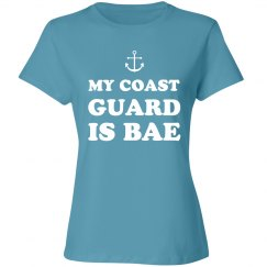 My Coast Guard Is Bae