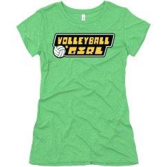 Super Volleyball Girl