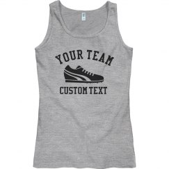 Personalized Running Team Tanks