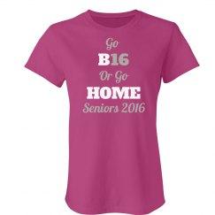 Sr 16 go big or go home
