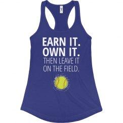 Earn It Softball