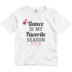 Dance is my favorite season youth