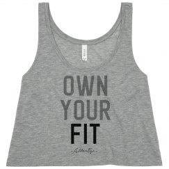 Own Your Fit Crop Top