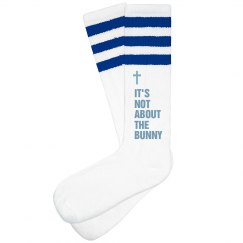 Easter Socks Religious Quotes