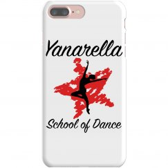 Yanarella iPhone 7 Plus Case