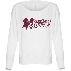 Mustang Cheer Long Sleeve
