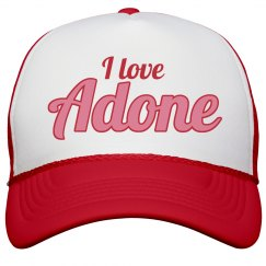 I  love Adone