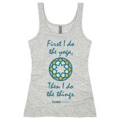 Yoga First - Tank