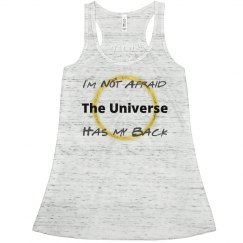 The Universe Has My Back - Tank