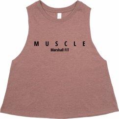 Muscle Crop Tank