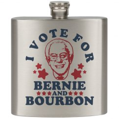 Vote Bernie and Bourbon