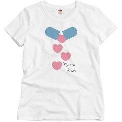 Customize Nurse Shirt