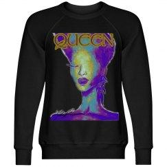 Queen Cotton Sweatshirt