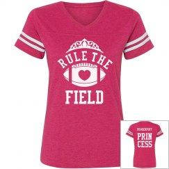 Rule The Football Field