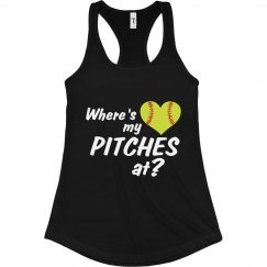 Where's My Pitches At?