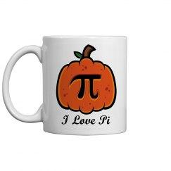 Pumpkin Pi And Coffee