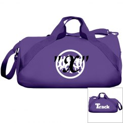 Monogram this track bag