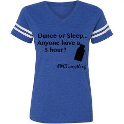 Dance or Sleep Vintage