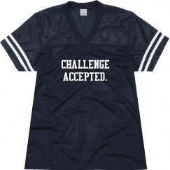 Challenge Accepted Jersey