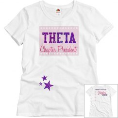 Chapter President shirt 2