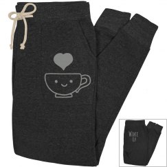 Coffee Joggers - dark gray