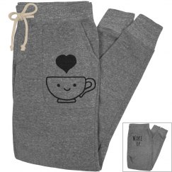 Coffee joggers - light gray