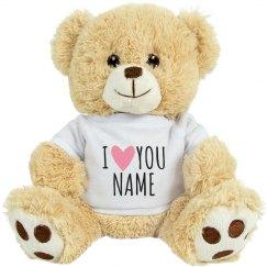 Customizable Girlfriend Gift Unicorn