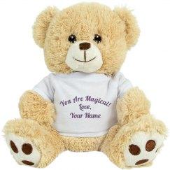 Custom Cute Romantic Unicorn Gift