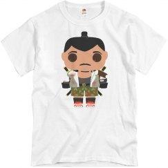 Komodo Pop Shirt