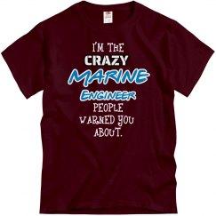 Crazy Marine Engineer