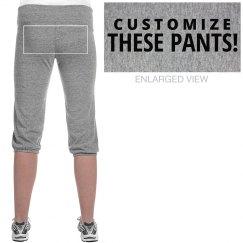 Customize Sweats!