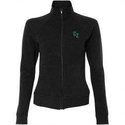 Full Zip Warm Up